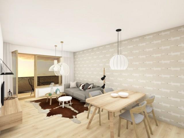 Apartmány Padesátka – interiér